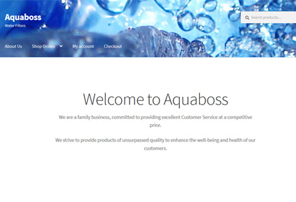Aquaboss Water Filters